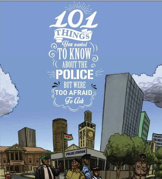 101 Questions about the Police e-version
